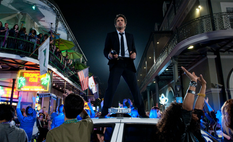 Mark Ruffalo in Now You See Me