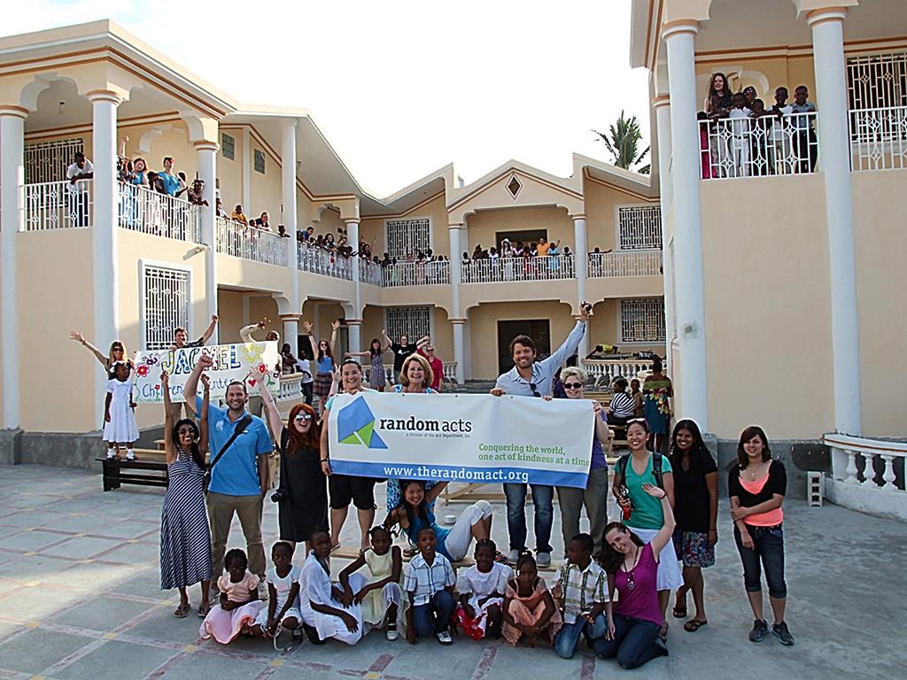 Random Acts Hope 2 Haiti